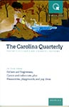The Carolina Quarterly cover